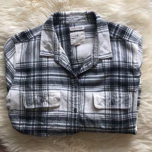 AEO Flannel Shirt-Jac